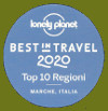 Regione Marche Lonely Planet 2020