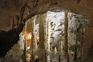 Genga: Frasassi caves